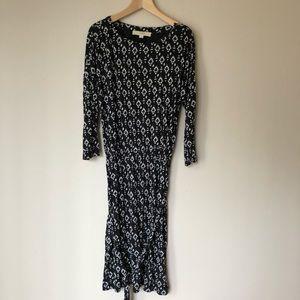 LOFT Dresses - Loft Tie Waist Dress